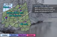 Winter weather Monday, minimal impact expected
