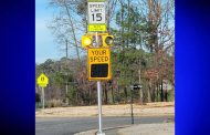 New flashing school zone signs installed around Trussville City Schools