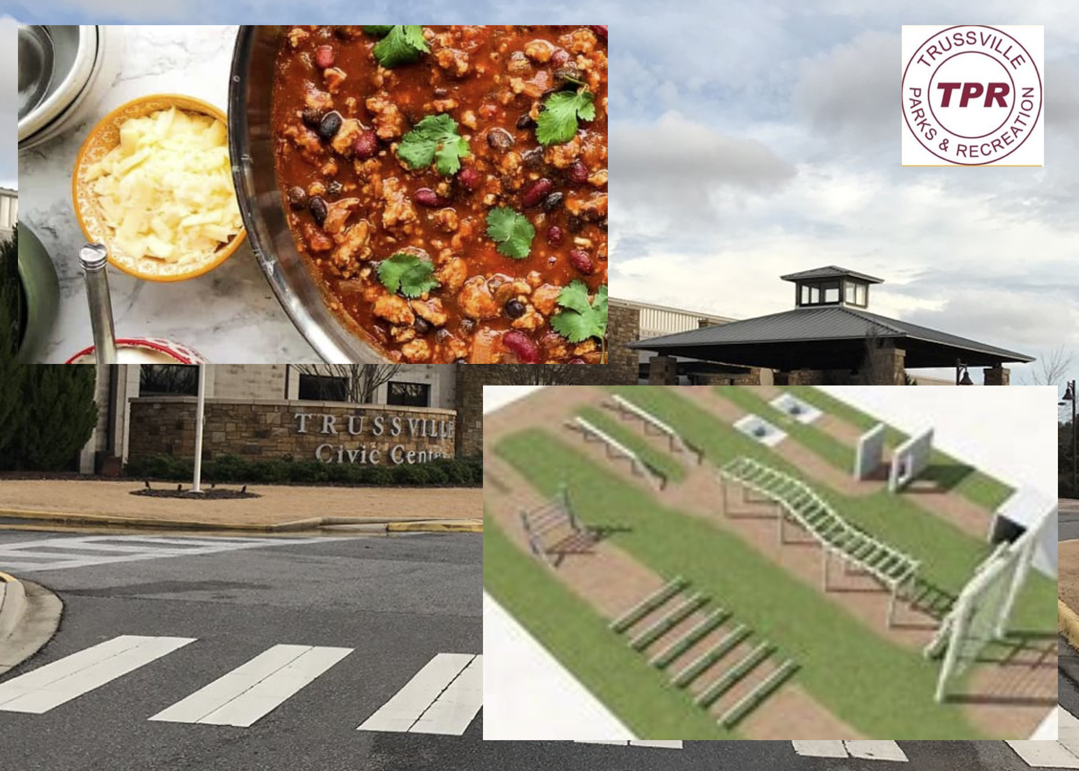 Trussville hosting chili cook-off and obstacle course race