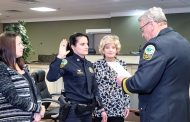 Springville PD honors Sgt. Milazzo in promotion ceremony