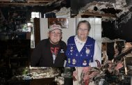 Clay couple 'Nana and Pop' hoping to rebuild after fire