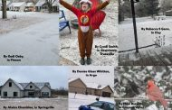 PHOTO GALLERY: Snow Day, Feb. 2021: Winter weather not over for central Alabama