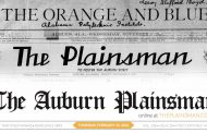 After 127 years, The Auburn Plainsman newspaper ending print publication