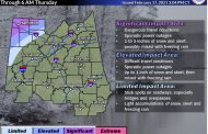 State Troopers warn about icy road conditions, Winter Storm Warning issued