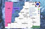 Winter Weather Advisory for parts of Alabama Sunday into Monday evening
