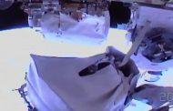 WATCH LIVE: NASA Spacewalk happening now