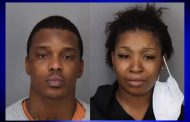 Pair arrested by Trussville PD, accused of hiding stolen items in underwear