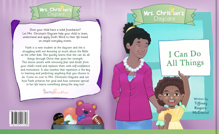 Trussville author publishes second book in Mrs. Christian's Daycare children's series