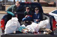 Trussville Trailmen clear 49 lbs. trash, debris from Civitan Park