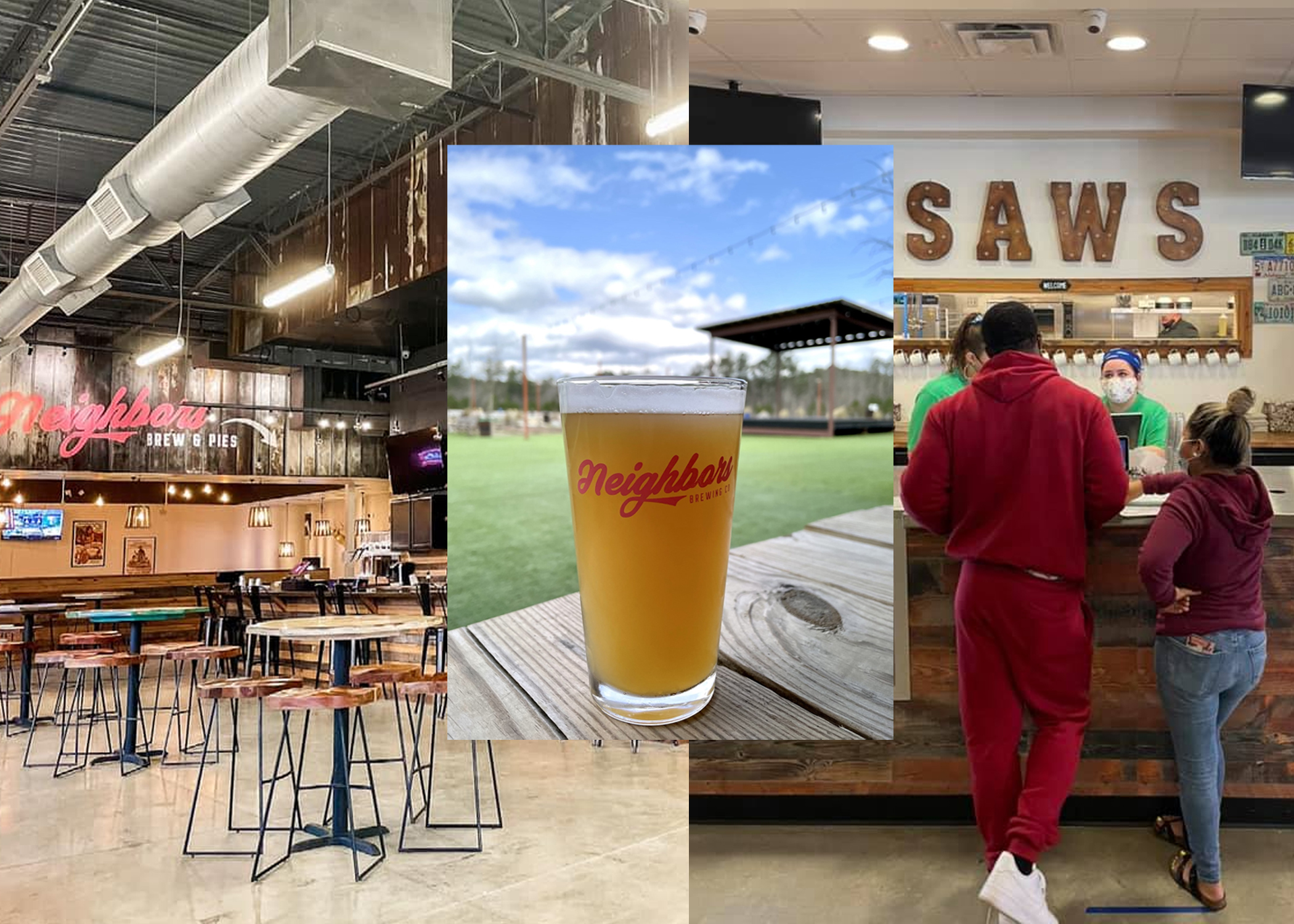 The Backyard in Leeds to celebrate grand opening of Saw's BBQ, new brewery this week
