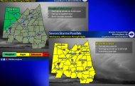 Severe storms, tornadoes possible next week