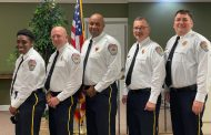 Springville promotes firefighters, officially changes legal representation