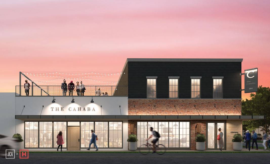 Plans revealed for The Cahaba Building in heart of downtown Trussville