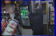 Video shows Birmingham gas station robbery, shooting