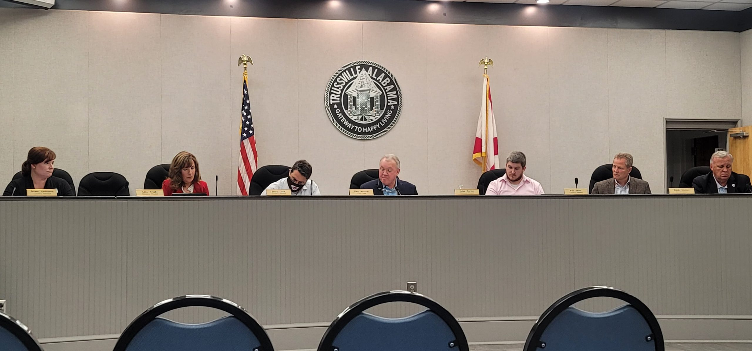 Trussville changes public records request policy, mayor announces new voting precincts