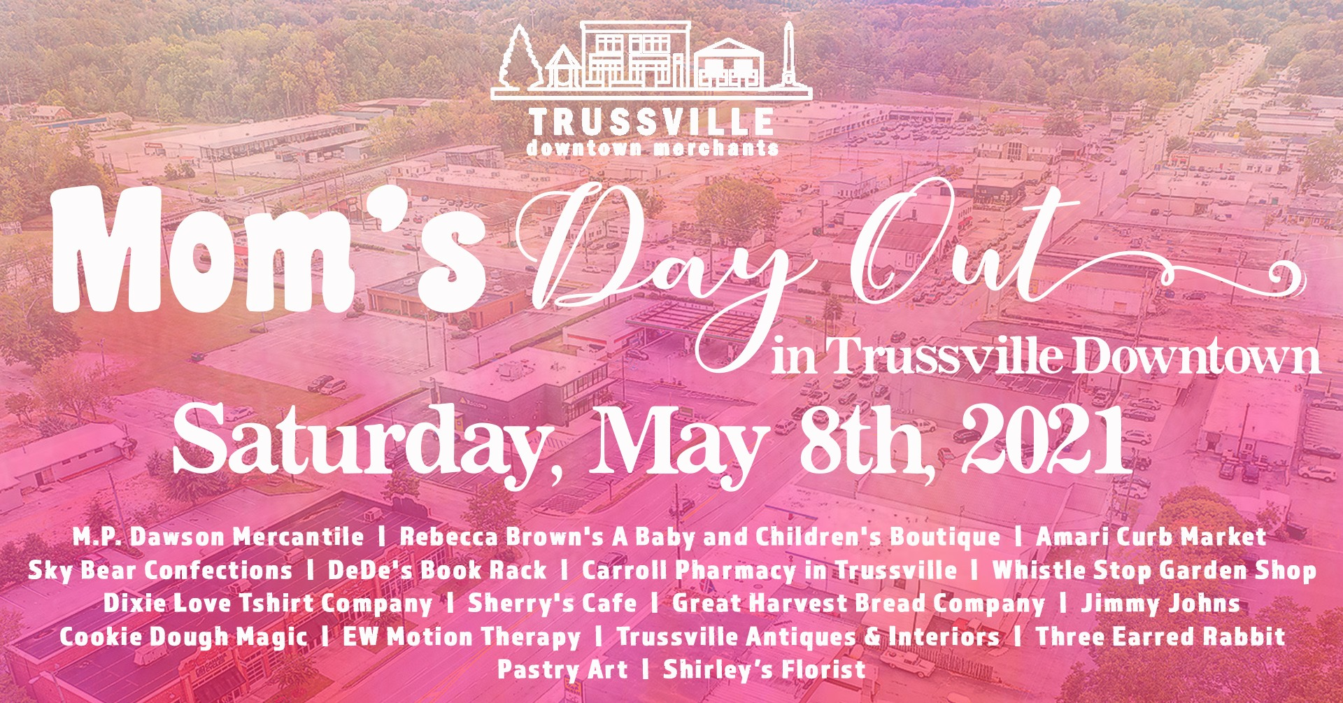 'Mom's Day Out in Trussville Downtown' to celebrate mothers