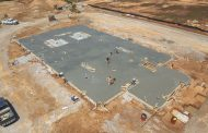 VIDEO: Slab poured for new Trussville City Schools central office