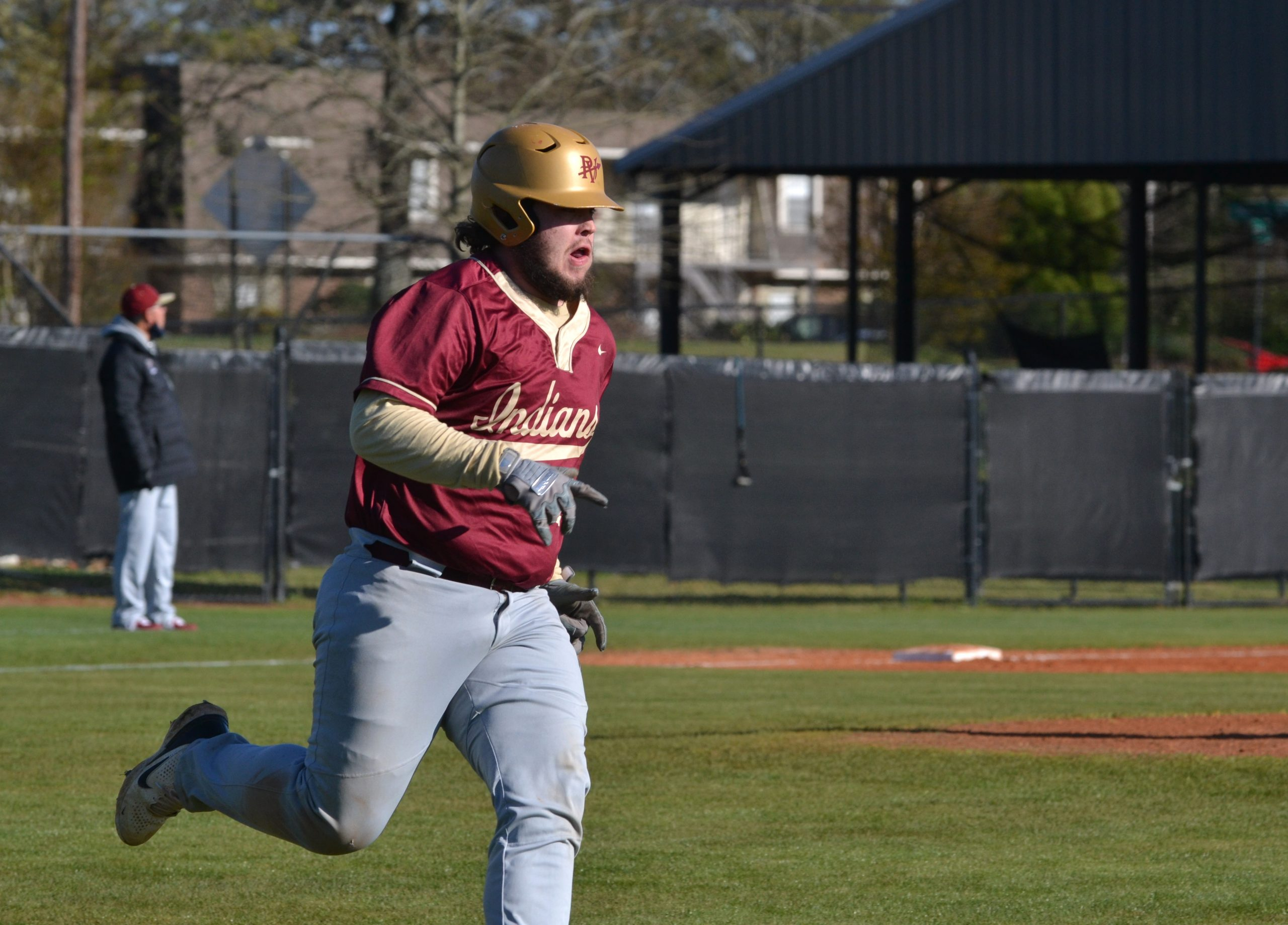 Pinson drops area series at Gardendale