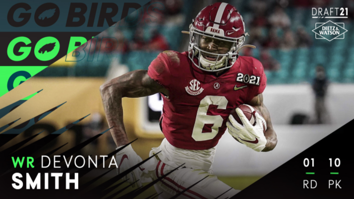 NFL DRAFT: Each pick of the first round