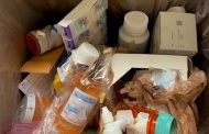 Trussville PD collects nearly 75 pounds of meds in drug take back