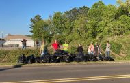 PHOTOS: 40 volunteers work to remove garbage from Trussville creek