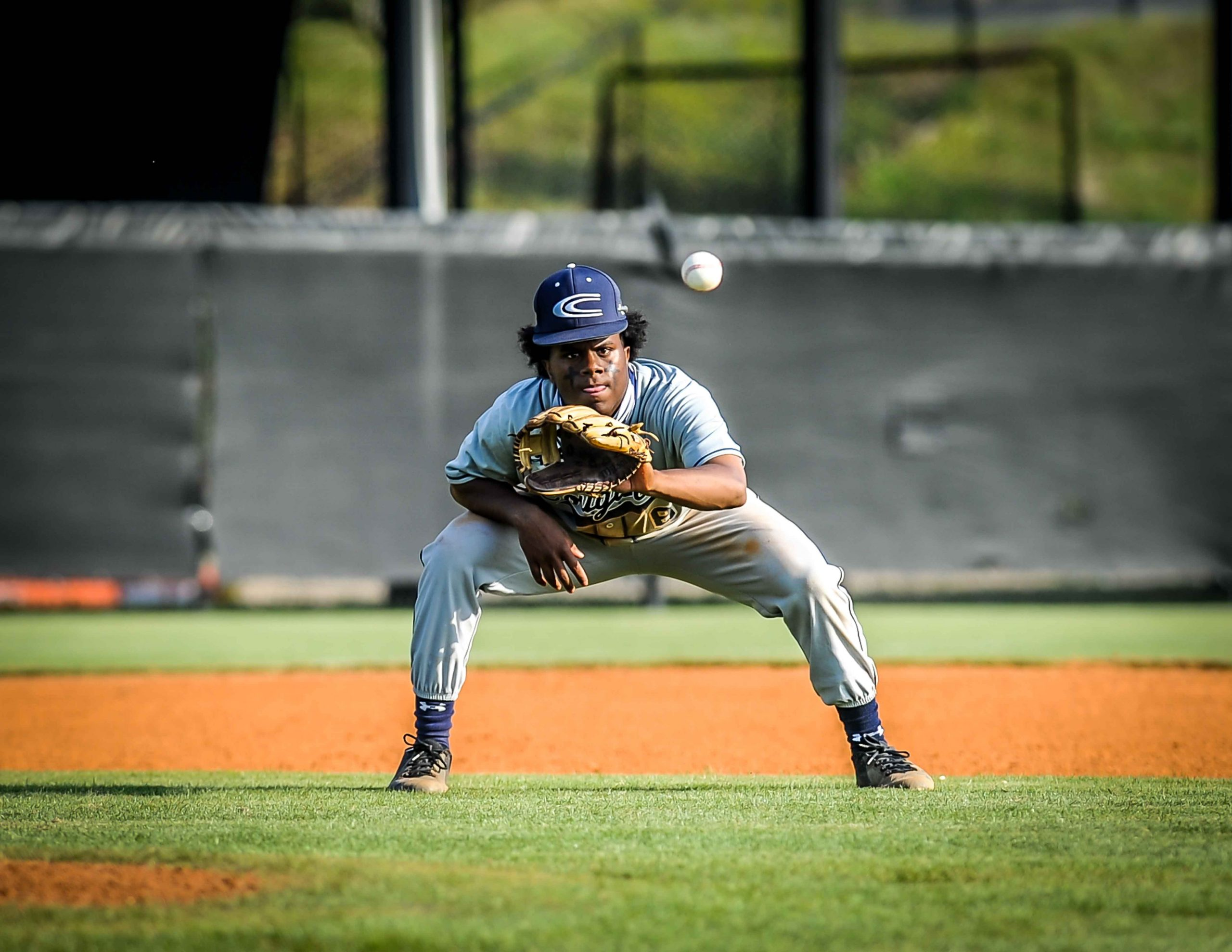 Cougars swept in area doubleheader