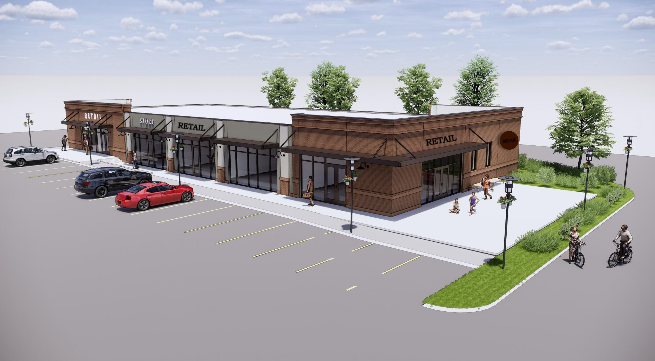 Barber Companies to turn former Trussville bowling alley into retail development