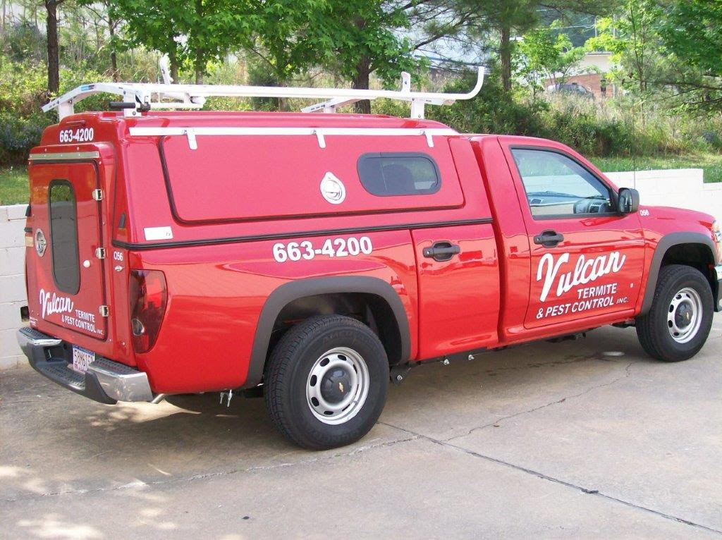 Vulcan Termite and Pest Control goes the extra mile with nearly 300 years combined experience
