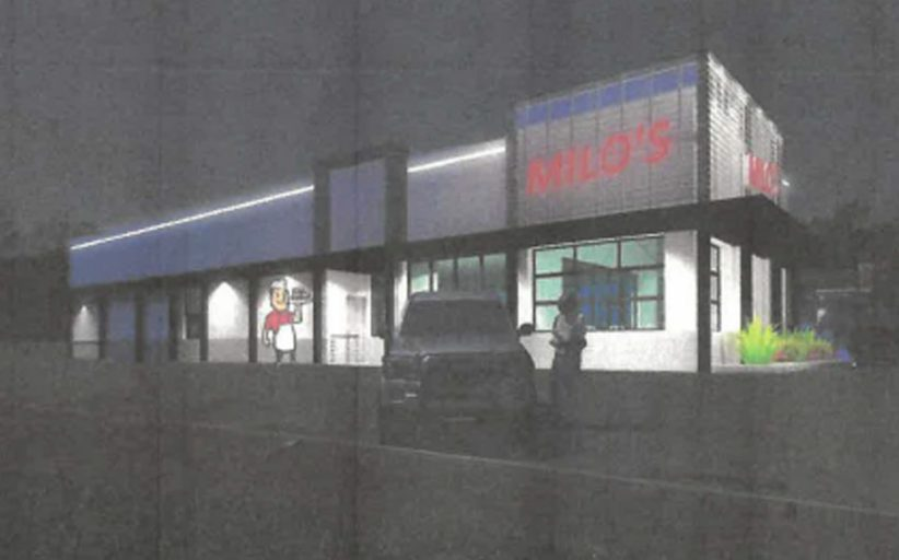Trussville Milo's getting makeover after car crashed into building