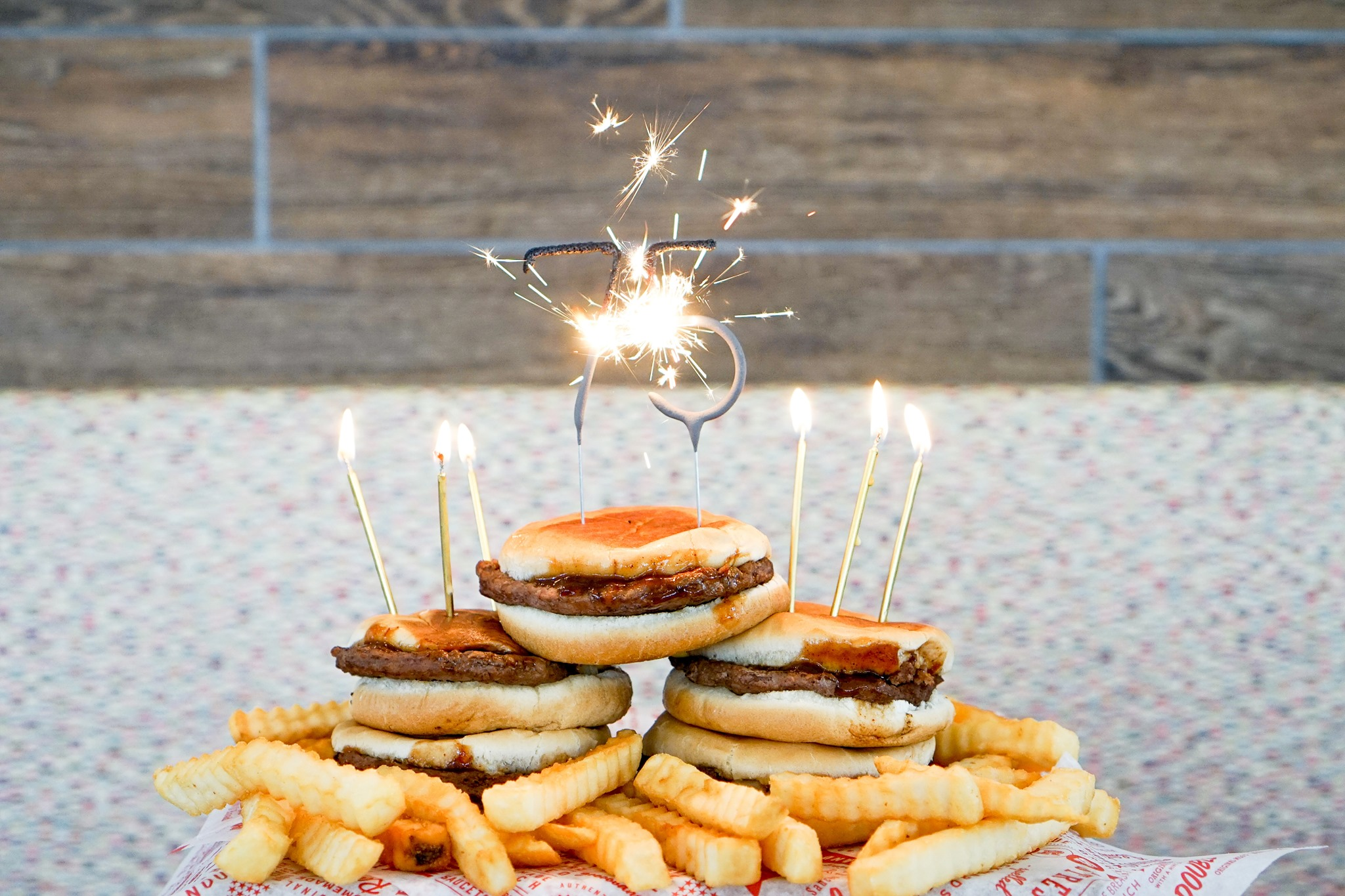 Milo's Hamburgers offering 75-cent burgers for 75th anniversary