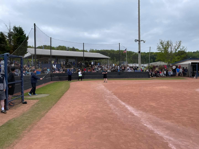 Moody PD vs. Teachers softball game raises money for scholarships and classroom donations