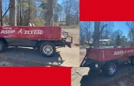 Big 'little red wagon' turning heads on Trussville roads