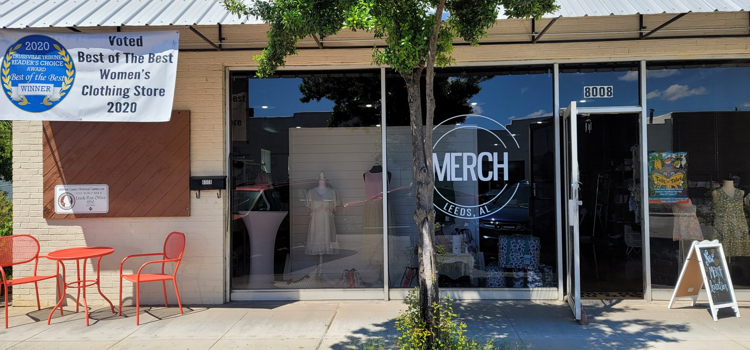 PHOTOS: Leeds boutique moves to larger space on Parkway Drive