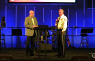 Trussville PD Captain speaks at Ridgecrest Baptist Church