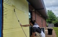 Work on Trussville Library mural underway