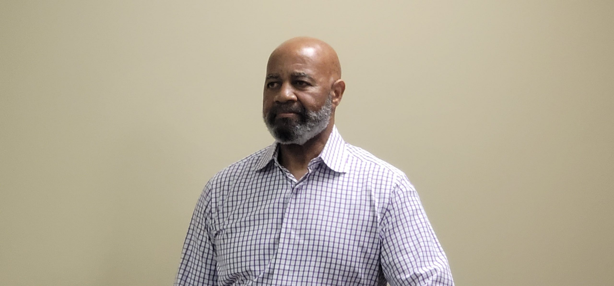 STAN THE MAN: Stan Garrett leaves Trussville BOE after 16 years