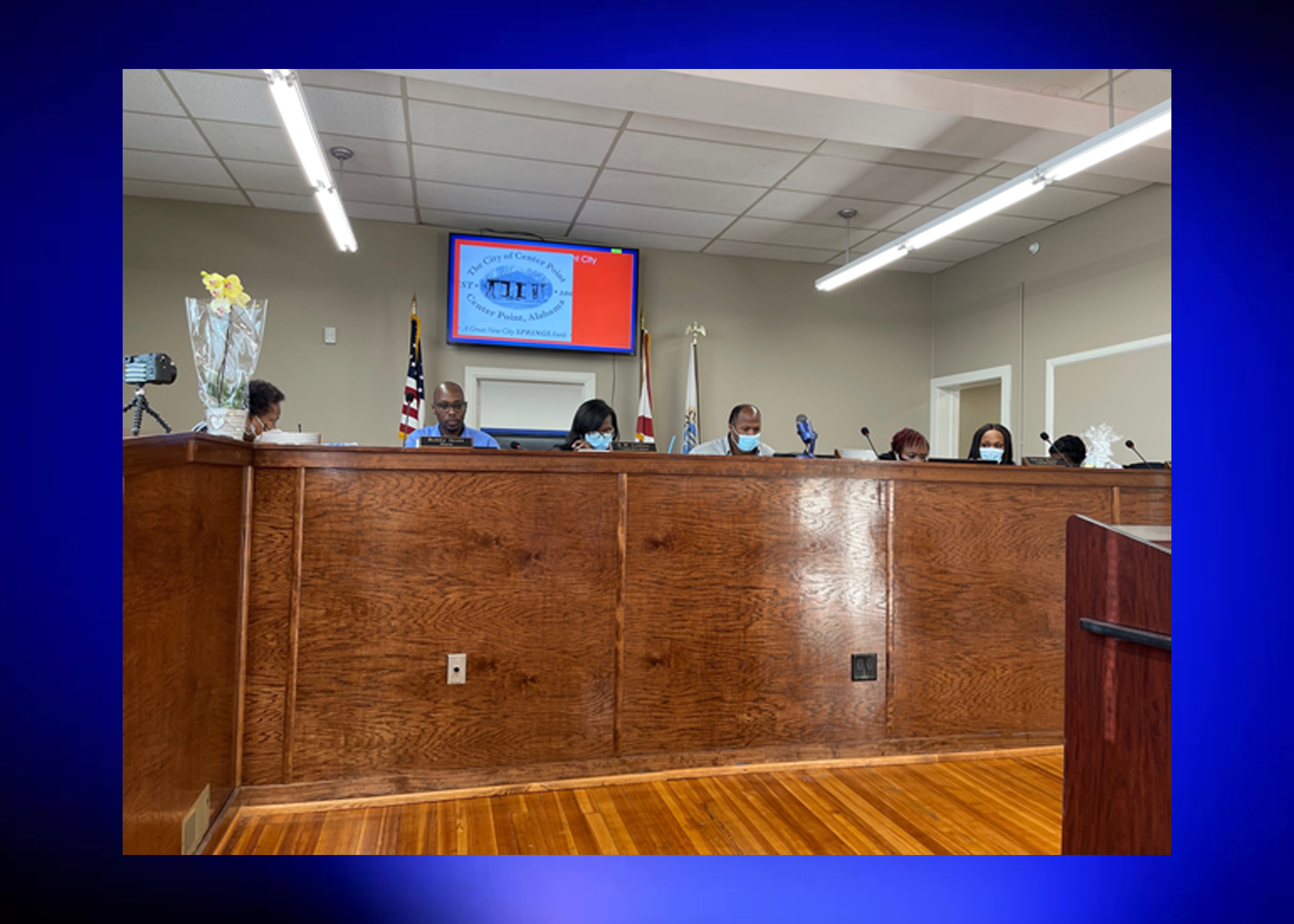 Center Point Council addresses residents' concerns; High-end package store proposed