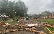 Storms spawn twisters in Mississippi, kill driver in Georgia