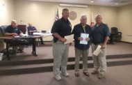 Local thanks Moody fire, police departments at council meeting