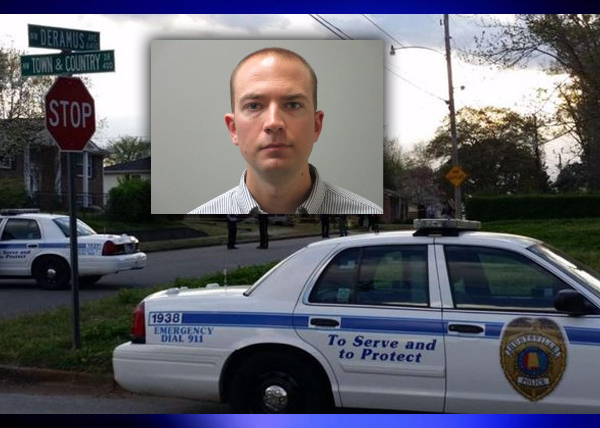Jury views video of Alabama officer shooting suicidal man