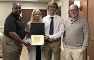 Trussville Rotary Daybreak Club announces scholarship winner