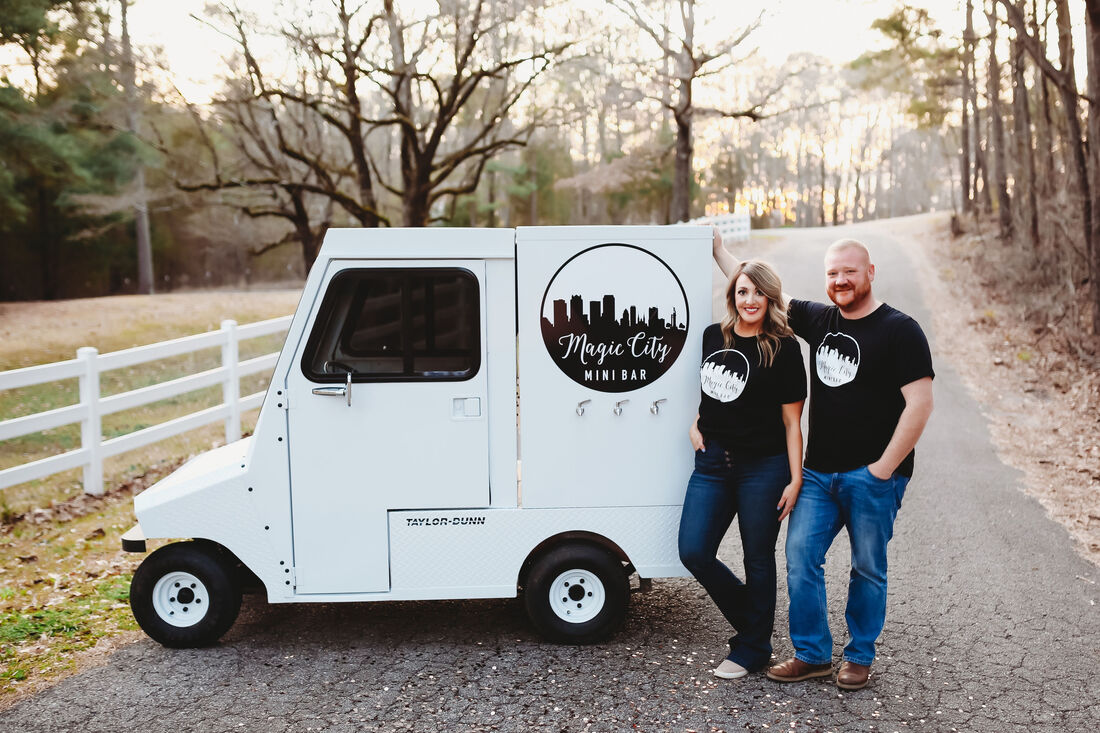 There's a new girl in town: Bonita the 'Magic City Mini Bar' cruising to an event near you