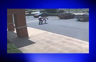 VIDEO: Customer robbed in parking lot of Trussville bank