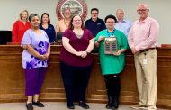Pinson Council recognizes Kristina Allred as Teen Library Board Champion