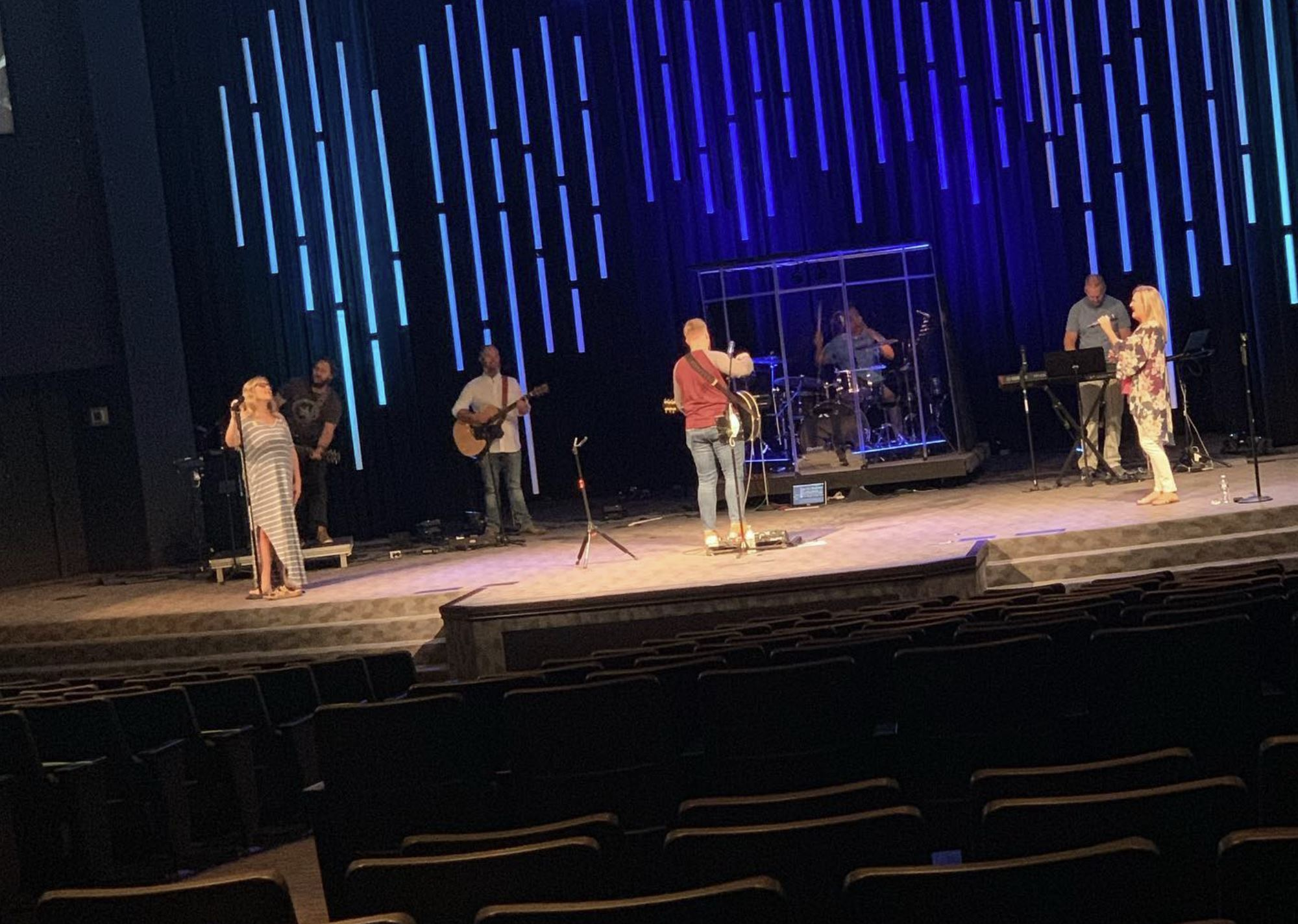Argo church goes beyond live-streaming to keep members connected