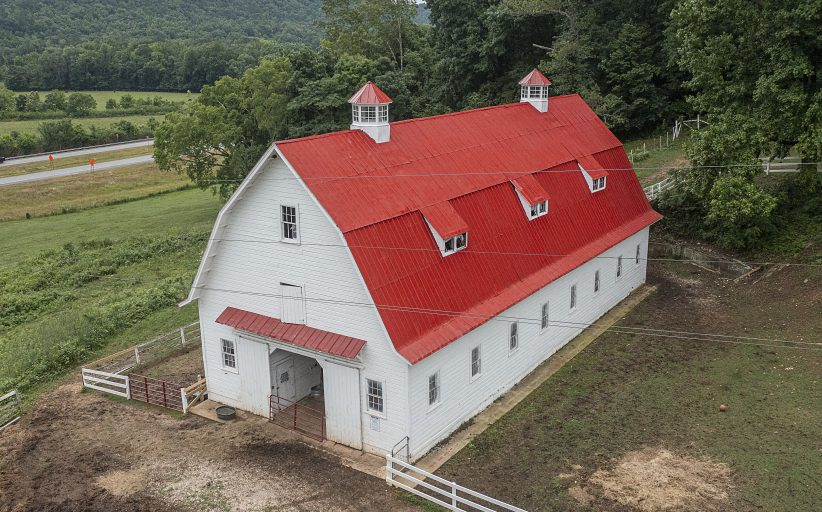 VIDEO: Longtime Trussville residents give new life to Oneonta's historic Mitchell Farm