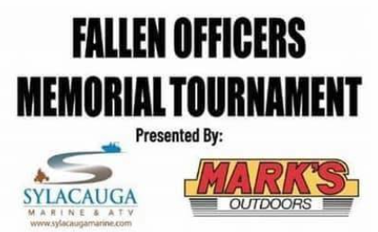 Fallen Officers Memorial Tournament to benefit Moody PD