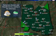 NWS: More rain expected in already saturated areas