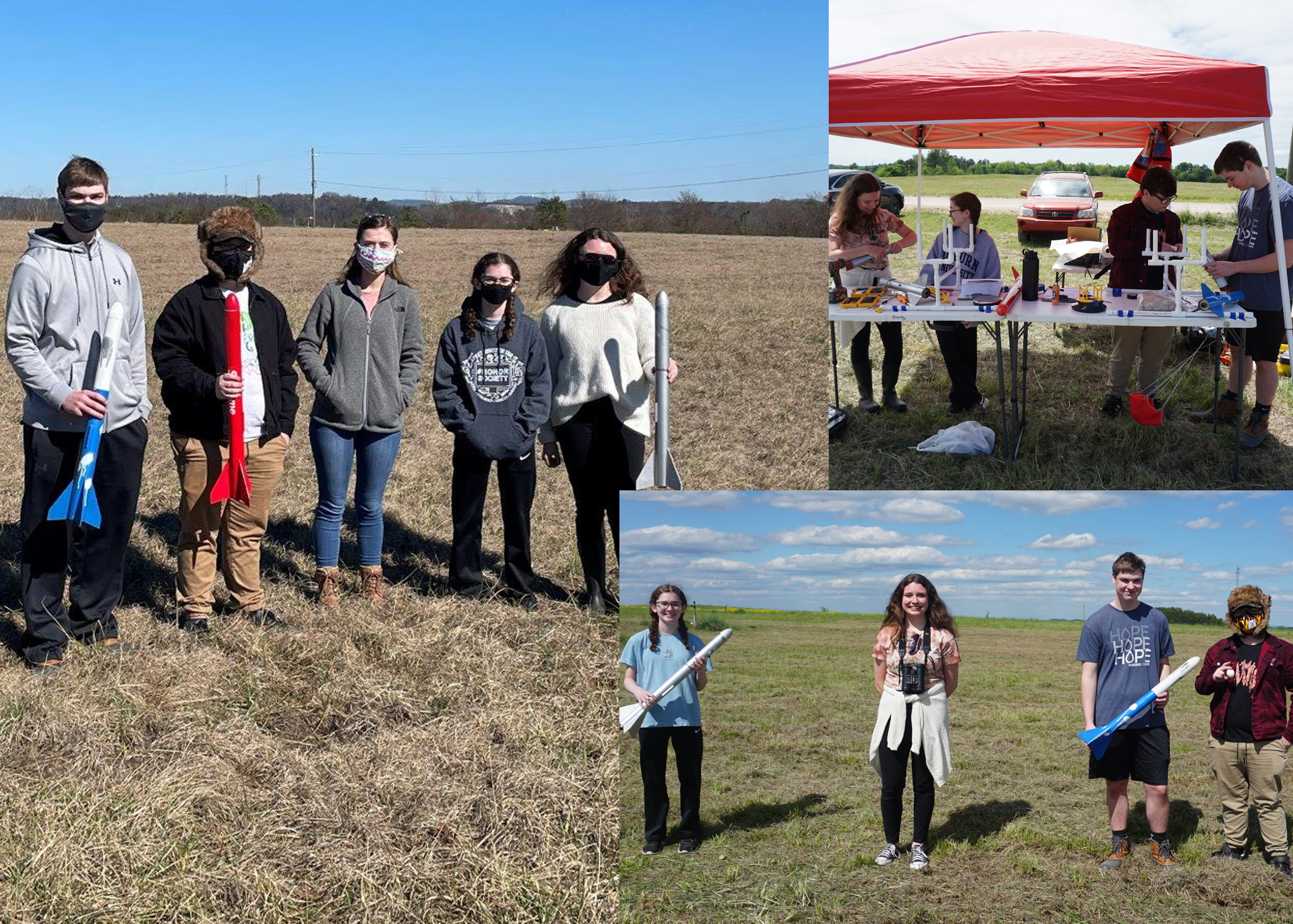 Local students to compete in world's largest student rocket contest