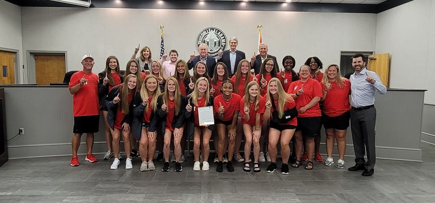 Trussville Council approves zoning for new subdivision, recognizes Huskies Softball Team